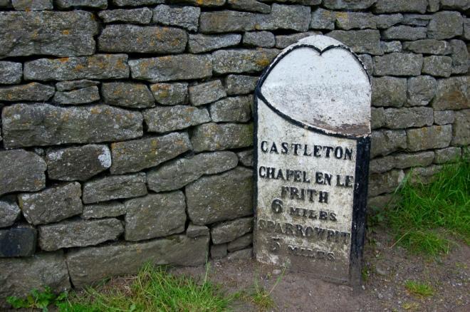 Castleton Sign
